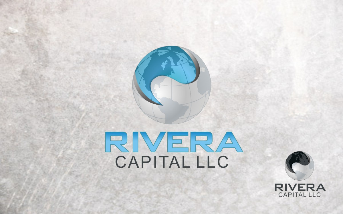 Logo Design by Eric White Origami Associates - Entry No. 24 in the Logo Design Contest Logo Design Needed for Exciting New Company Rivera Capital LLC LLC.