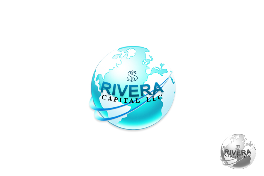 Logo Design by Private User - Entry No. 32 in the Logo Design Contest Logo Design Needed for Exciting New Company Rivera Capital LLC LLC.
