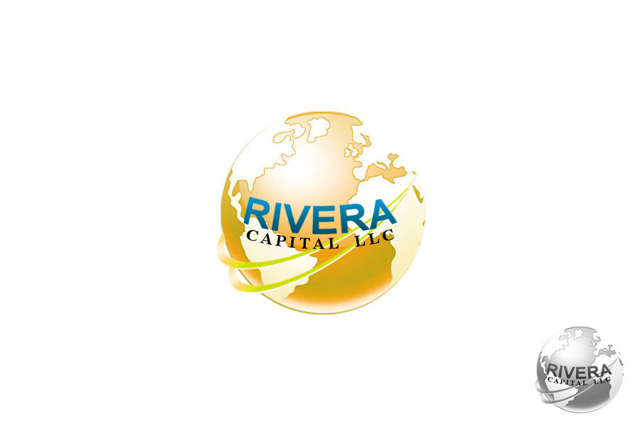 Logo Design by Private User - Entry No. 34 in the Logo Design Contest Logo Design Needed for Exciting New Company Rivera Capital LLC LLC.