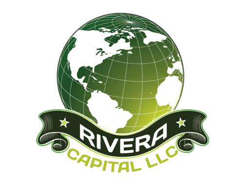 Logo Design by Private User - Entry No. 35 in the Logo Design Contest Logo Design Needed for Exciting New Company Rivera Capital LLC LLC.