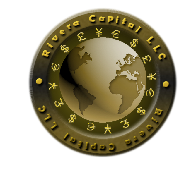 Logo Design by Mythos Designs - Entry No. 45 in the Logo Design Contest Logo Design Needed for Exciting New Company Rivera Capital LLC LLC.