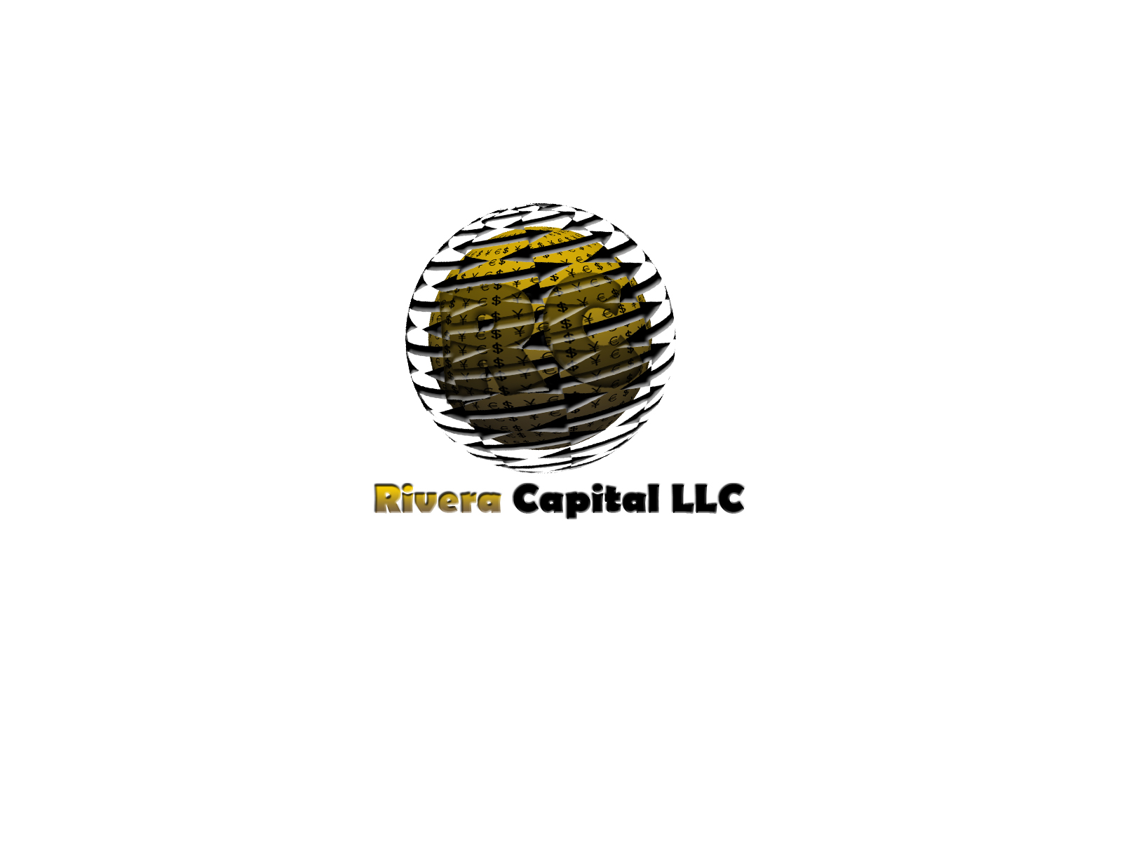 Logo Design by Mythos Designs - Entry No. 48 in the Logo Design Contest Logo Design Needed for Exciting New Company Rivera Capital LLC LLC.