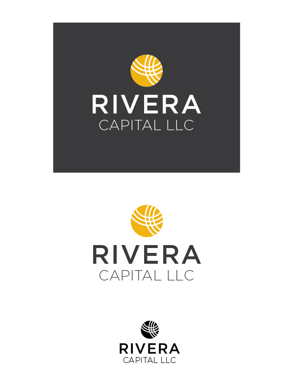Logo Design by Niclou - Entry No. 50 in the Logo Design Contest Logo Design Needed for Exciting New Company Rivera Capital LLC LLC.
