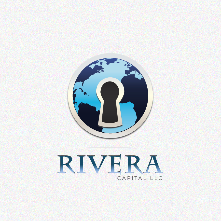 Logo Design by Edward Goodwin - Entry No. 51 in the Logo Design Contest Logo Design Needed for Exciting New Company Rivera Capital LLC LLC.