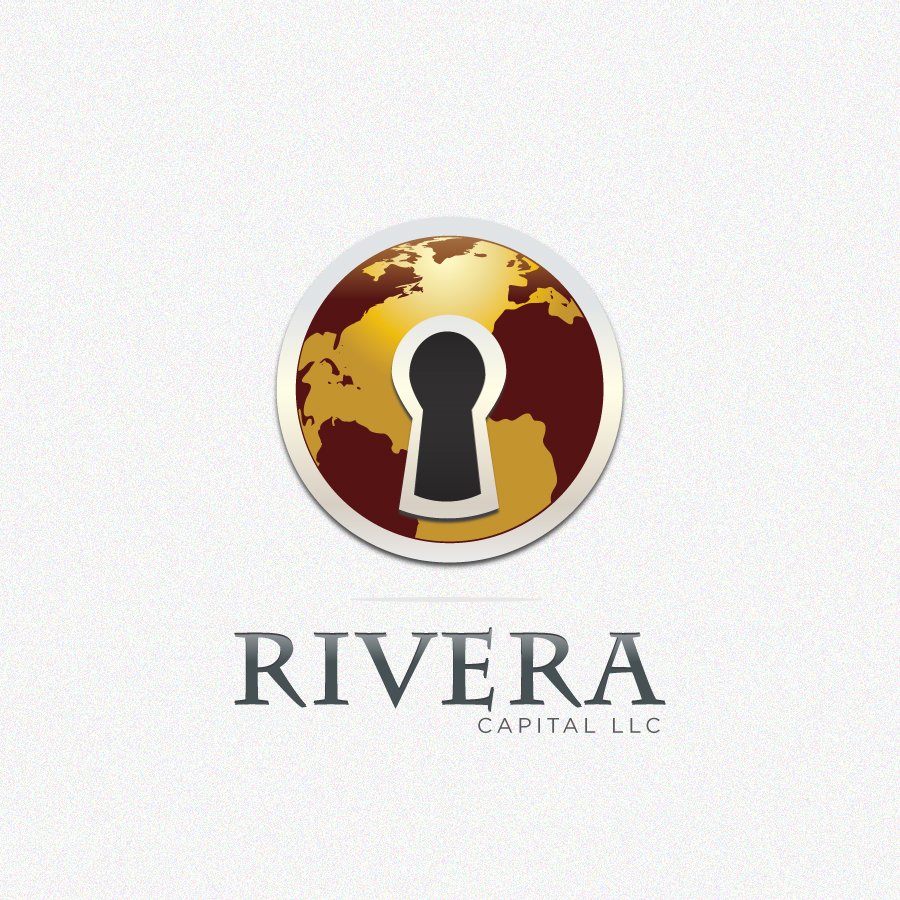 Logo Design by Edward Goodwin - Entry No. 52 in the Logo Design Contest Logo Design Needed for Exciting New Company Rivera Capital LLC LLC.