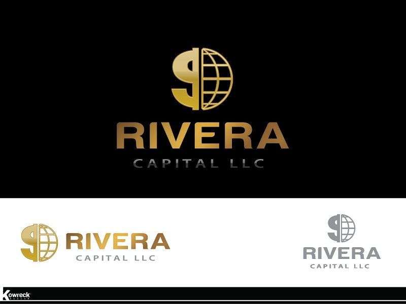 Logo Design by kowreck - Entry No. 55 in the Logo Design Contest Logo Design Needed for Exciting New Company Rivera Capital LLC LLC.