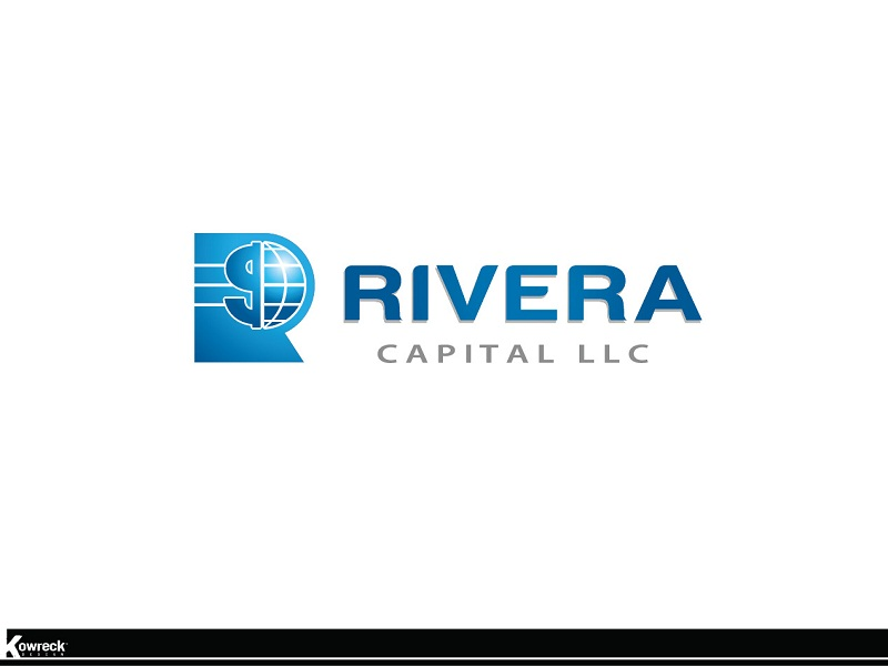 Logo Design by kowreck - Entry No. 56 in the Logo Design Contest Logo Design Needed for Exciting New Company Rivera Capital LLC LLC.