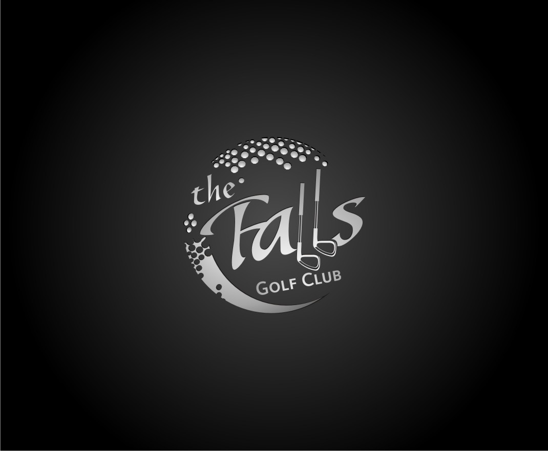 Logo Design by graphicleaf - Entry No. 6 in the Logo Design Contest The Falls Golf Club Logo Design.