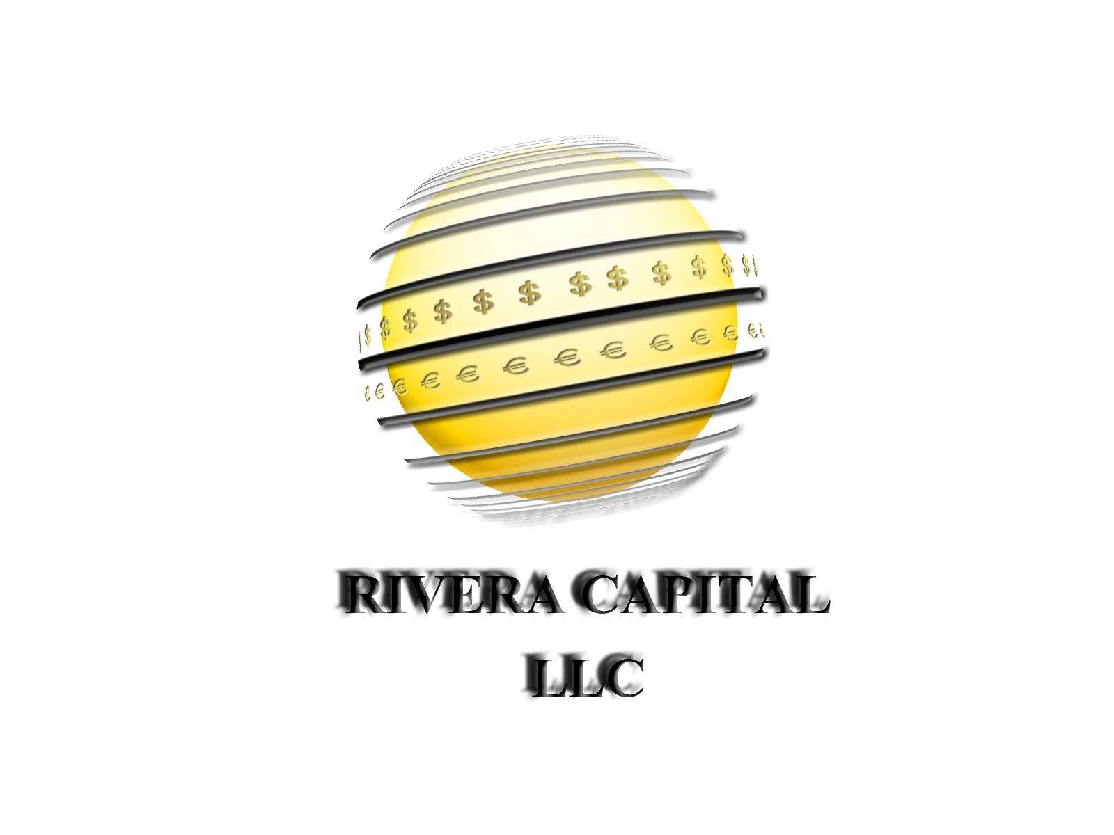 Logo Design by Mythos Designs - Entry No. 68 in the Logo Design Contest Logo Design Needed for Exciting New Company Rivera Capital LLC LLC.