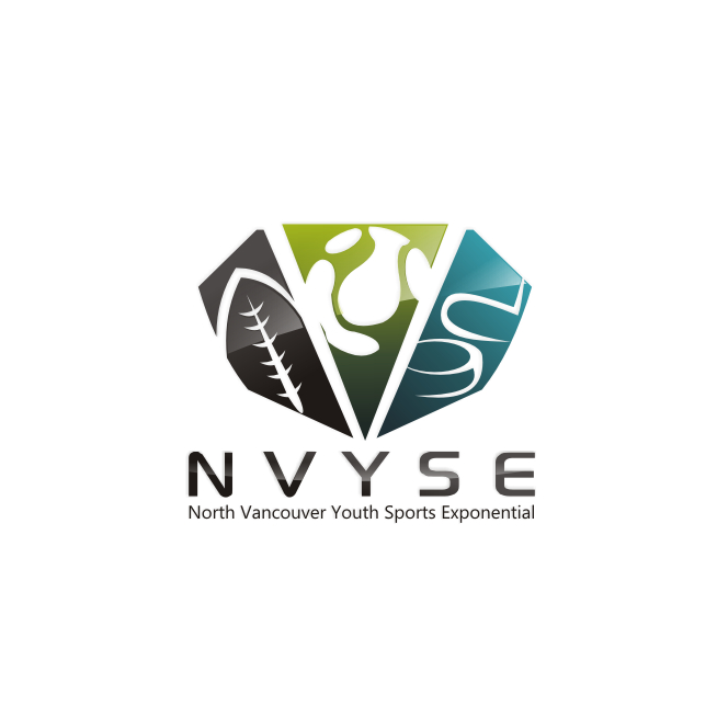 Logo Design by Dek Adek - Entry No. 69 in the Logo Design Contest Fun Logo Design for North Vancouver Youth Sports Exponential.