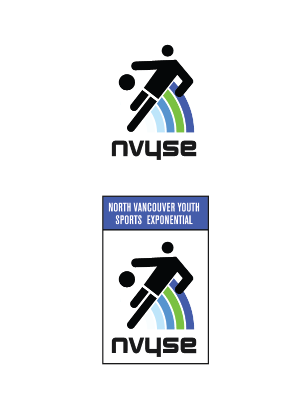 Logo Design by Niclou - Entry No. 77 in the Logo Design Contest Fun Logo Design for North Vancouver Youth Sports Exponential.