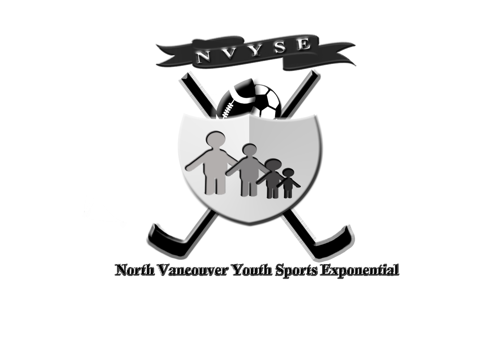 Logo Design by Mythos Designs - Entry No. 80 in the Logo Design Contest Fun Logo Design for North Vancouver Youth Sports Exponential.