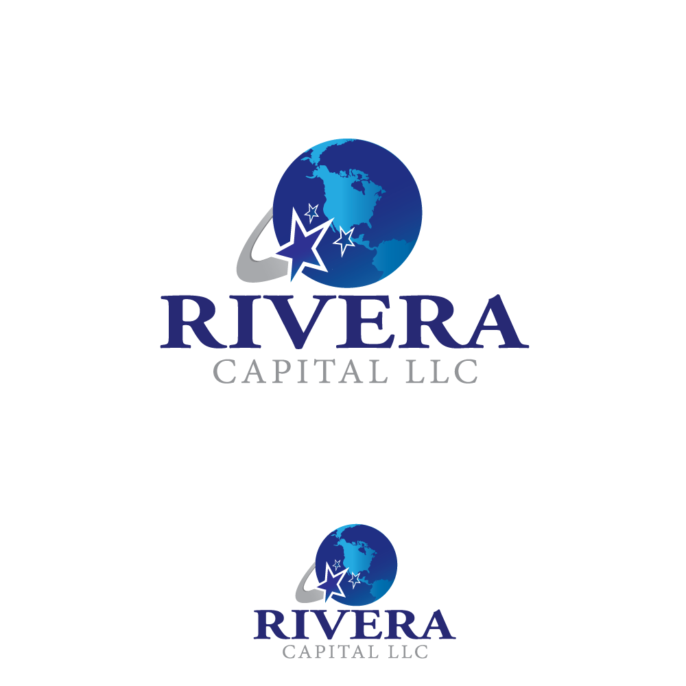 Logo Design by rockin - Entry No. 75 in the Logo Design Contest Logo Design Needed for Exciting New Company Rivera Capital LLC LLC.