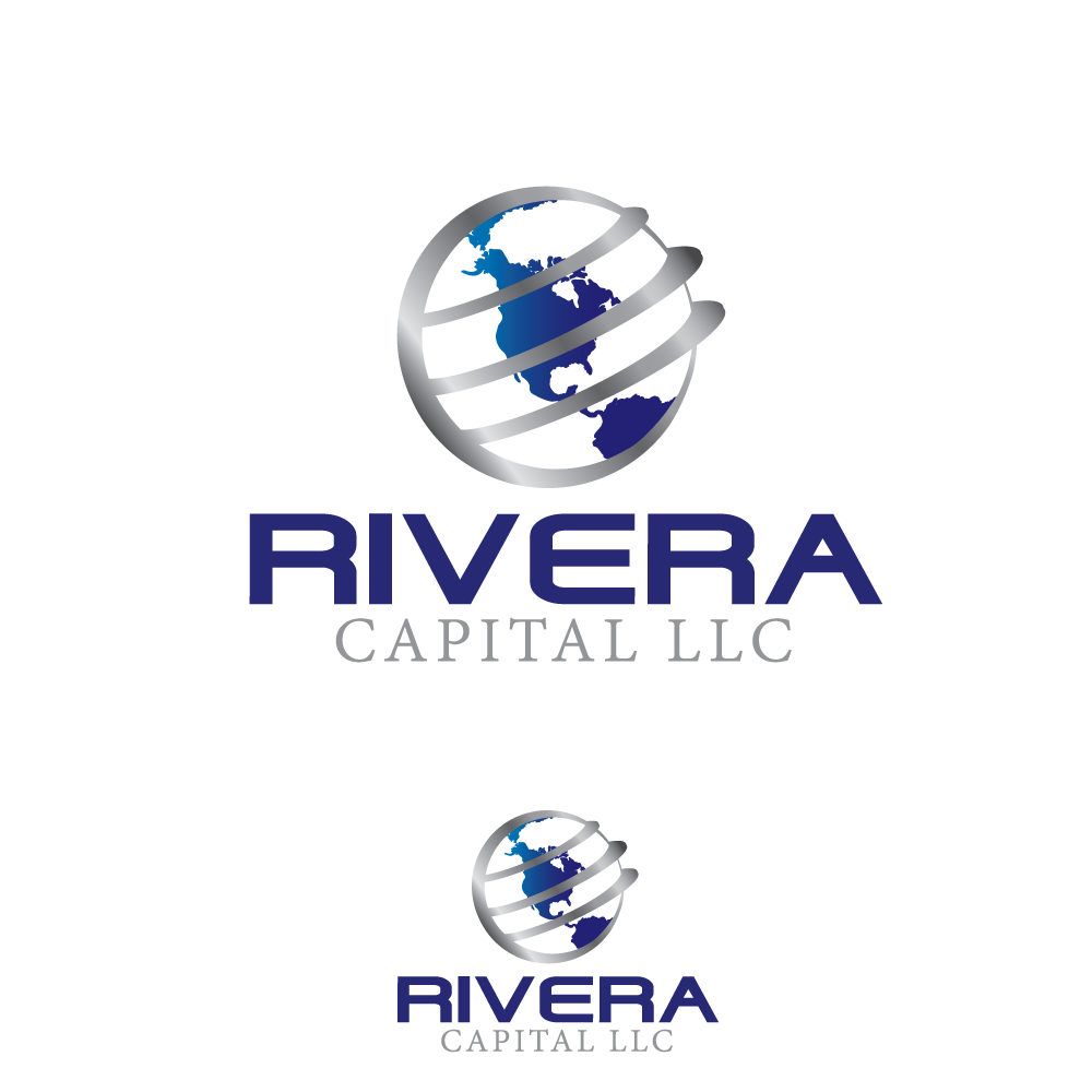 Logo Design by rockin - Entry No. 77 in the Logo Design Contest Logo Design Needed for Exciting New Company Rivera Capital LLC LLC.