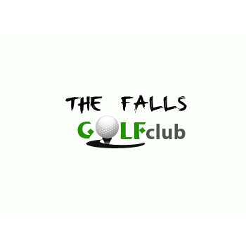Logo Design by Private User - Entry No. 12 in the Logo Design Contest The Falls Golf Club Logo Design.