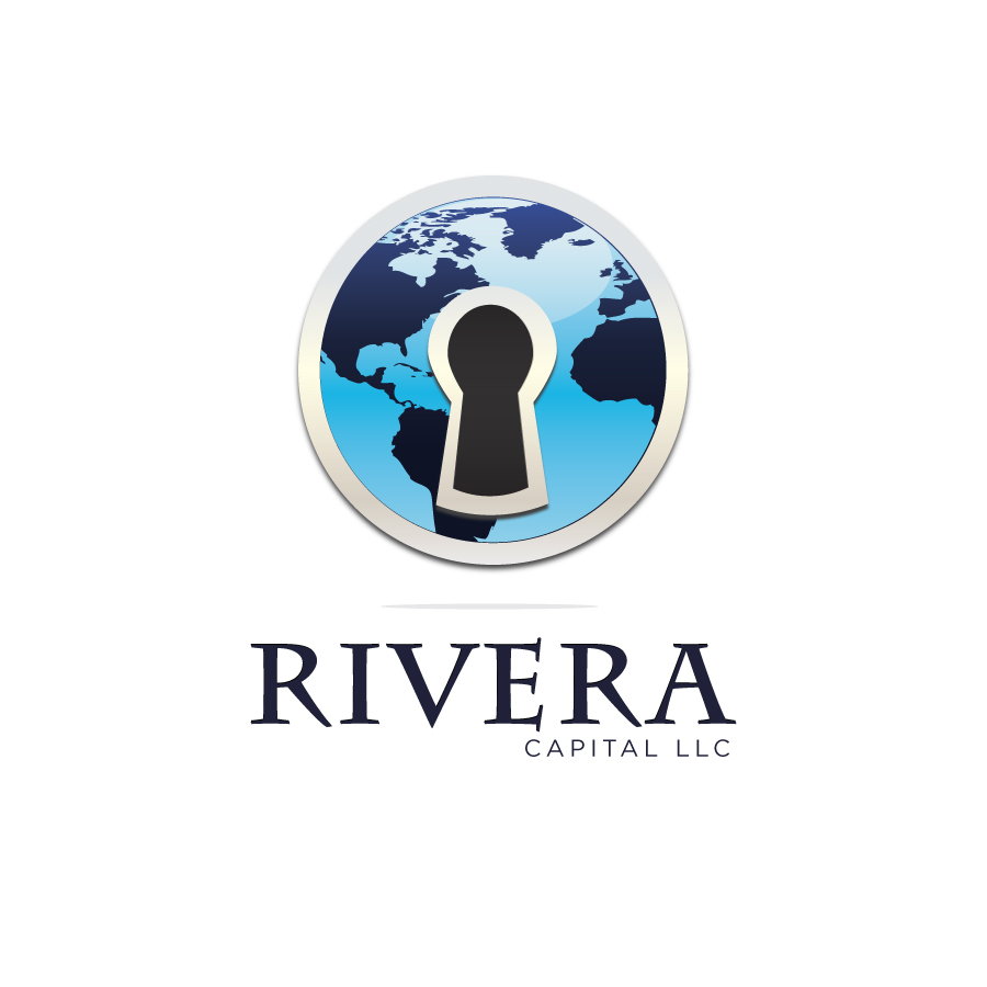 Logo Design by Edward Goodwin - Entry No. 80 in the Logo Design Contest Logo Design Needed for Exciting New Company Rivera Capital LLC LLC.