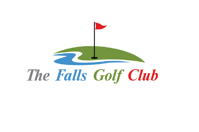 Logo Design by Moin Javed - Entry No. 13 in the Logo Design Contest The Falls Golf Club Logo Design.