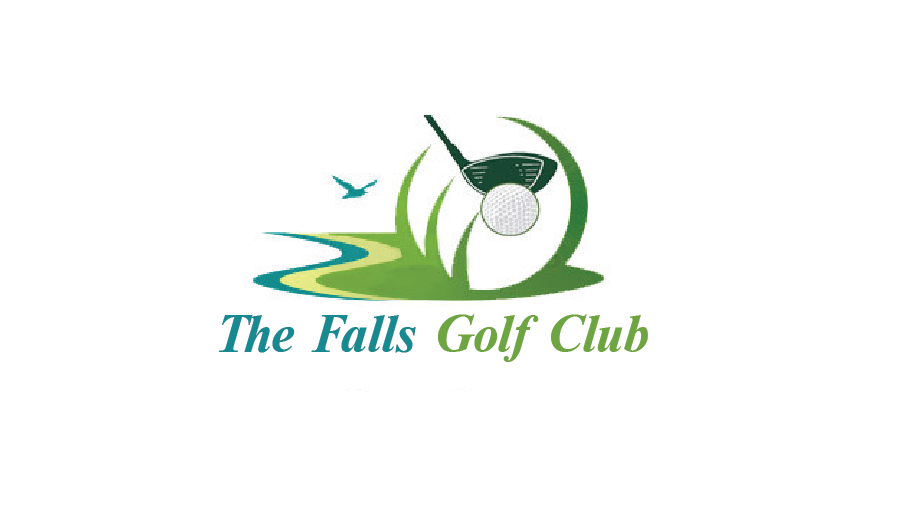 Logo Design by Moin Javed - Entry No. 15 in the Logo Design Contest The Falls Golf Club Logo Design.