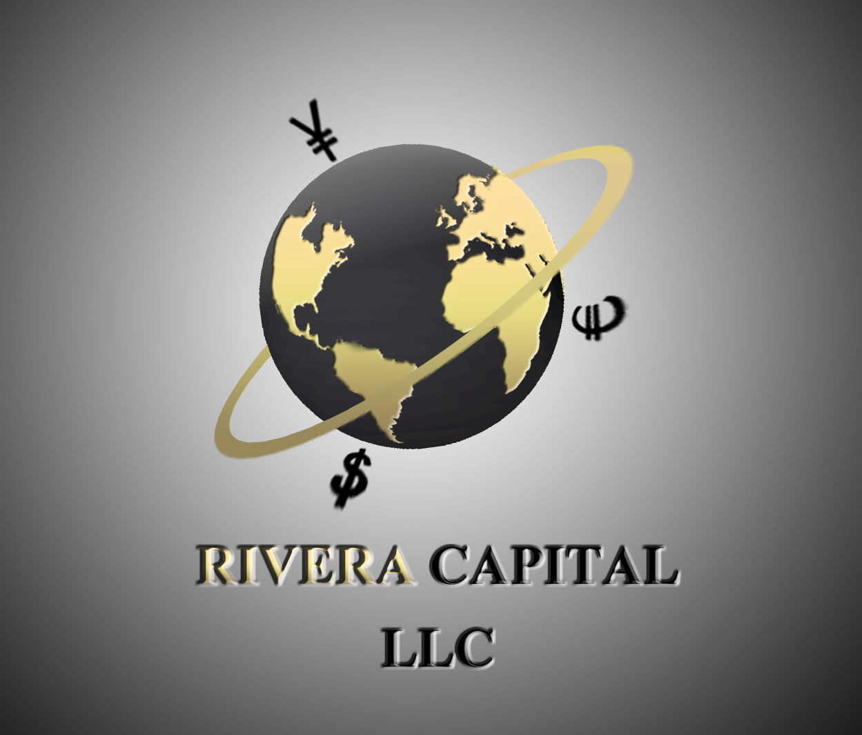 Logo Design by Mythos Designs - Entry No. 93 in the Logo Design Contest Logo Design Needed for Exciting New Company Rivera Capital LLC LLC.