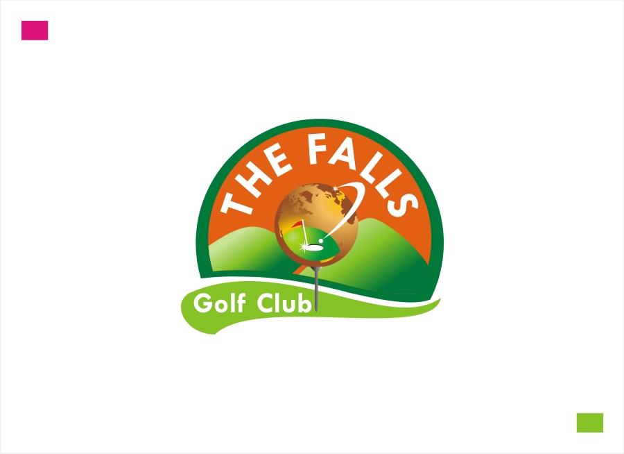 Logo Design by Private User - Entry No. 24 in the Logo Design Contest The Falls Golf Club Logo Design.