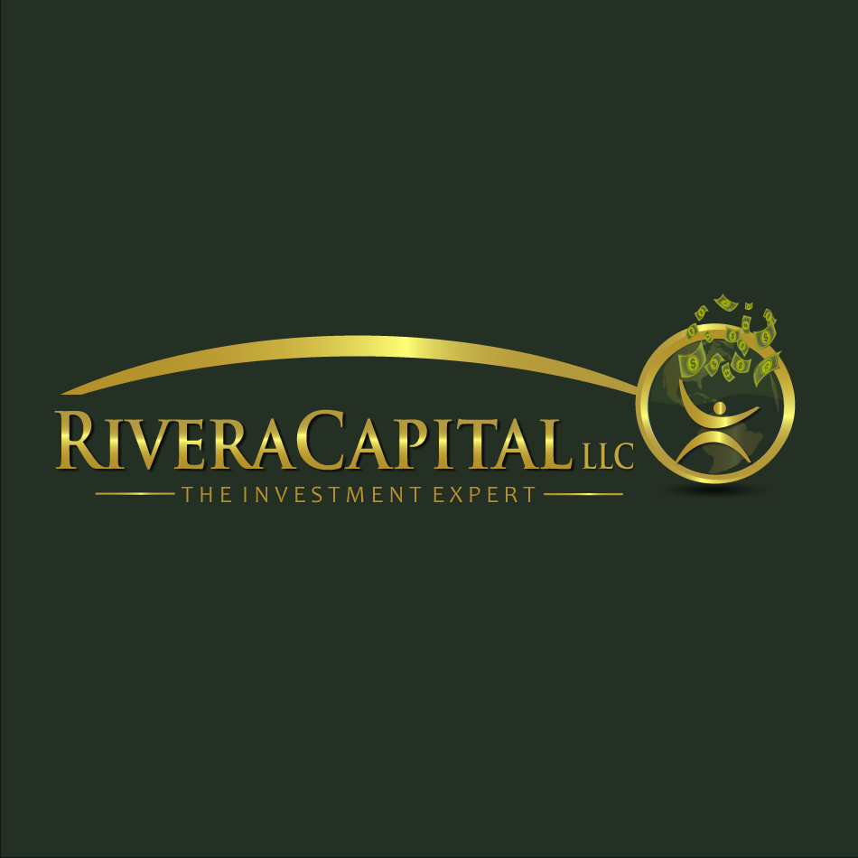 Logo Design by moonflower - Entry No. 103 in the Logo Design Contest Logo Design Needed for Exciting New Company Rivera Capital LLC LLC.
