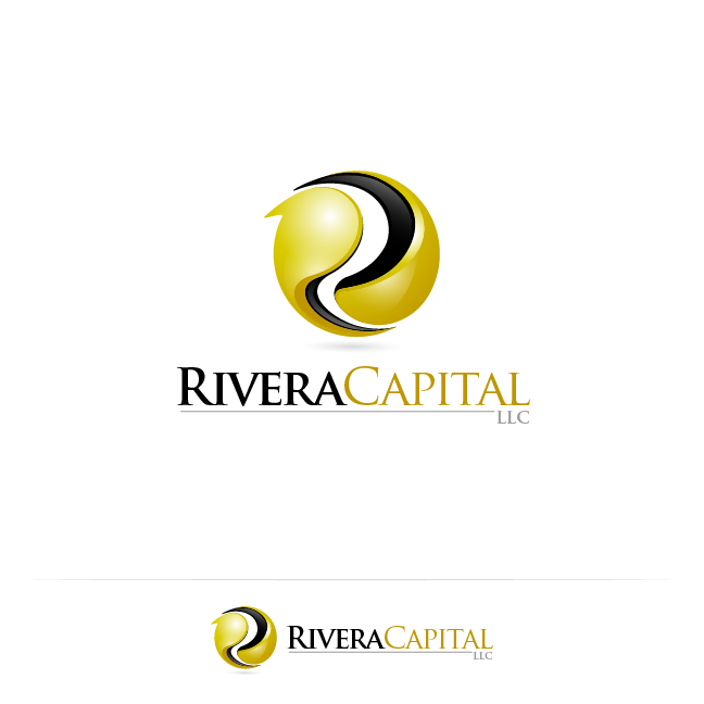 Logo Design by zesthar - Entry No. 105 in the Logo Design Contest Logo Design Needed for Exciting New Company Rivera Capital LLC LLC.