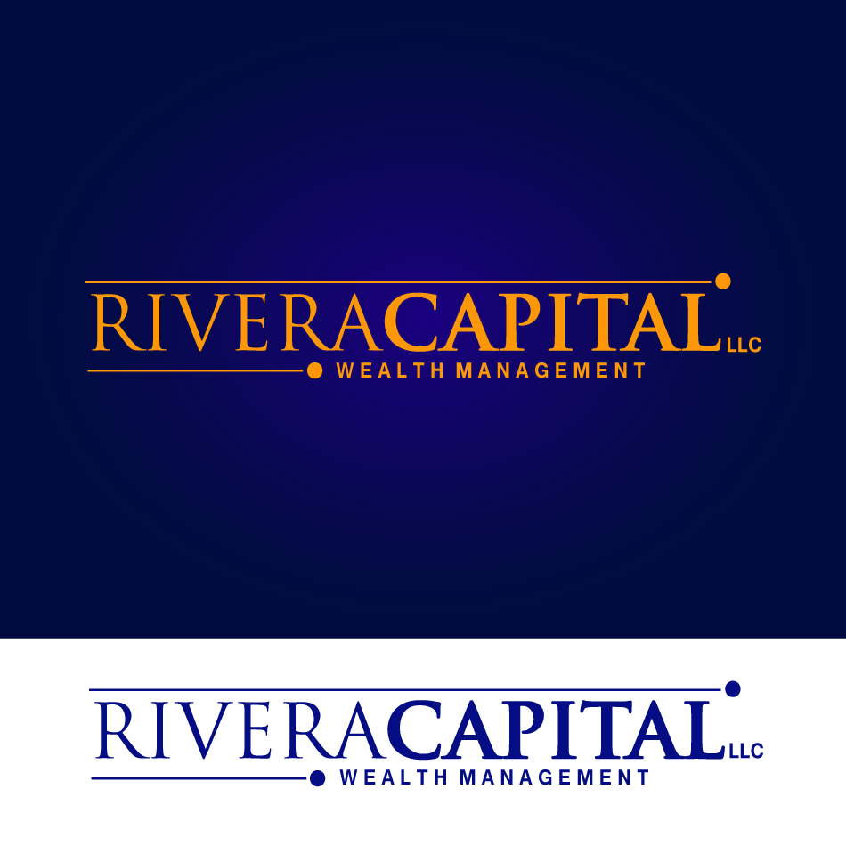 Logo Design by moonflower - Entry No. 112 in the Logo Design Contest Logo Design Needed for Exciting New Company Rivera Capital LLC LLC.