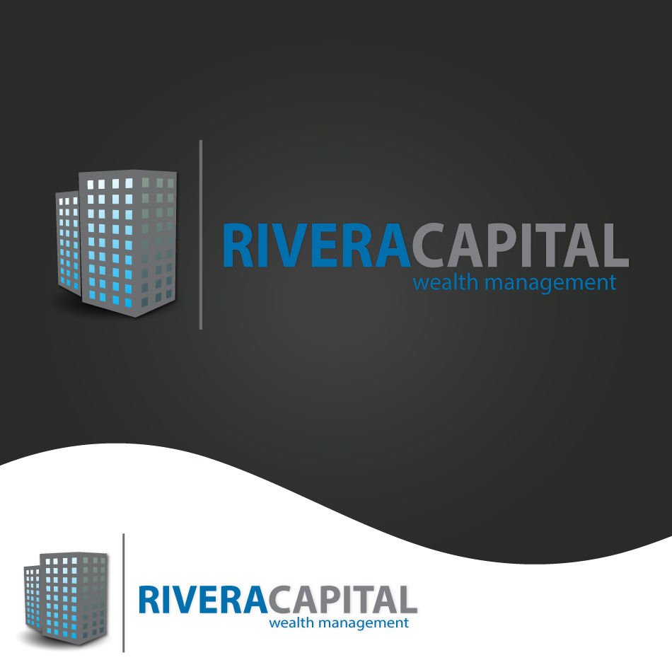 Logo Design by moonflower - Entry No. 113 in the Logo Design Contest Logo Design Needed for Exciting New Company Rivera Capital LLC LLC.