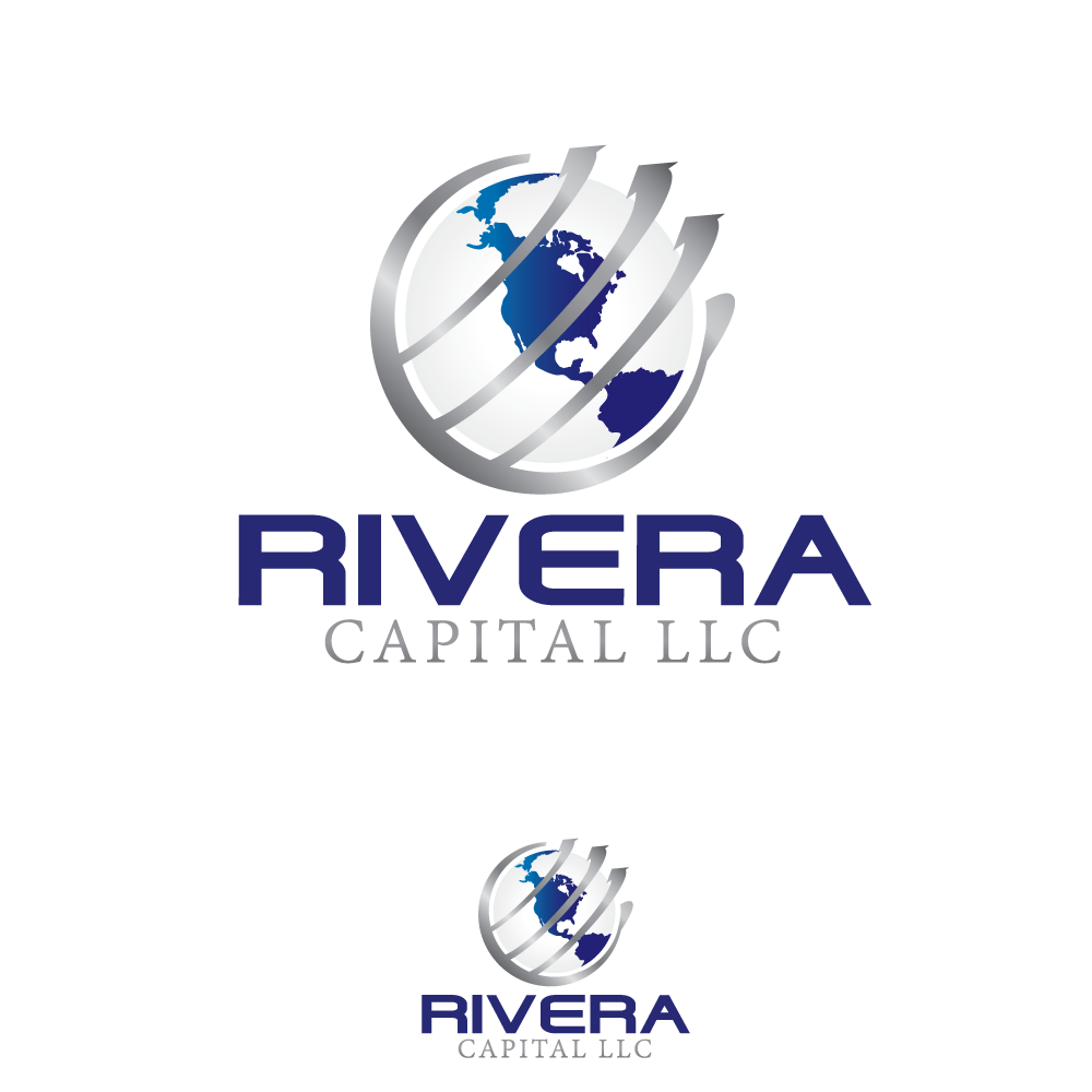 Logo Design by rockin - Entry No. 115 in the Logo Design Contest Logo Design Needed for Exciting New Company Rivera Capital LLC LLC.