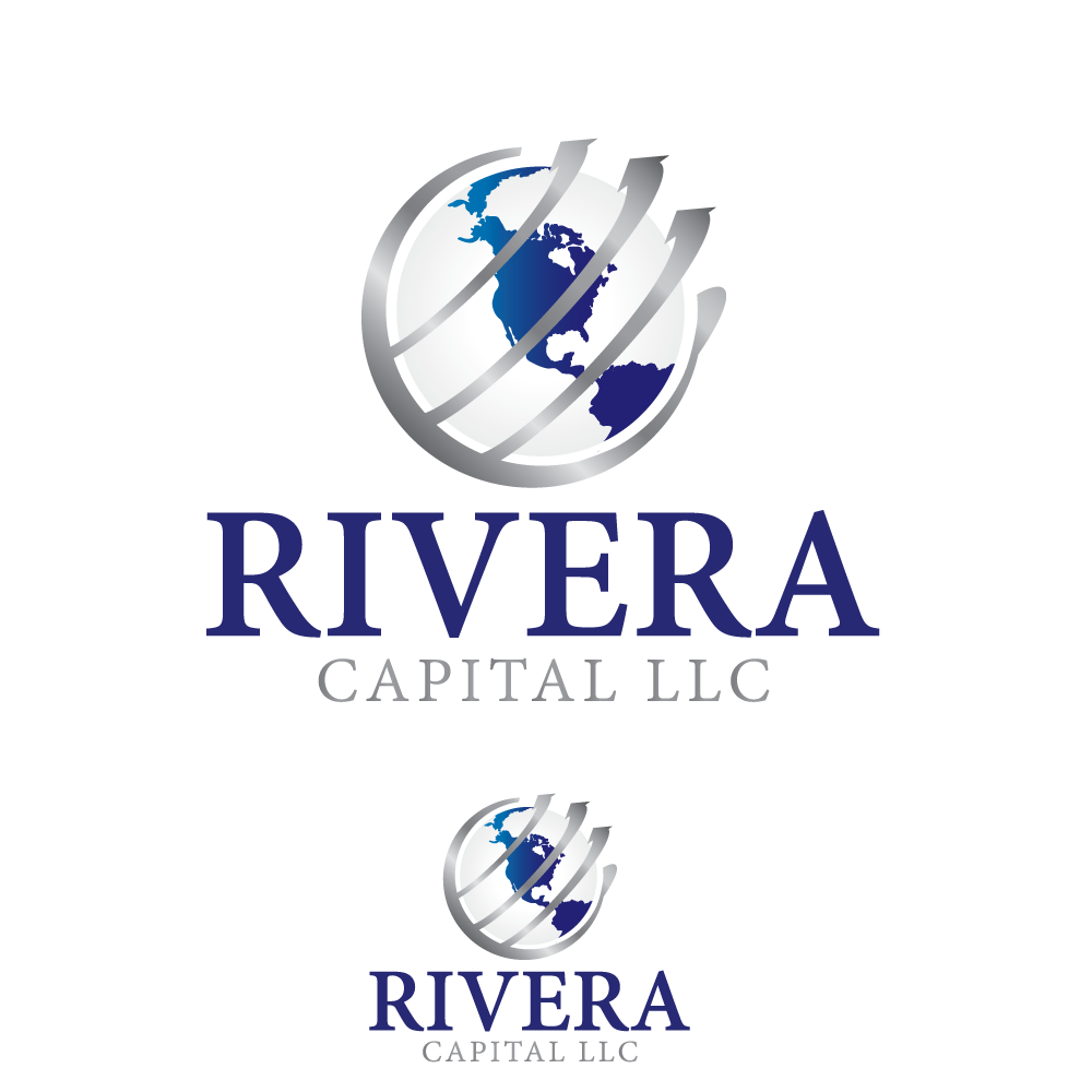 Logo Design by rockin - Entry No. 116 in the Logo Design Contest Logo Design Needed for Exciting New Company Rivera Capital LLC LLC.