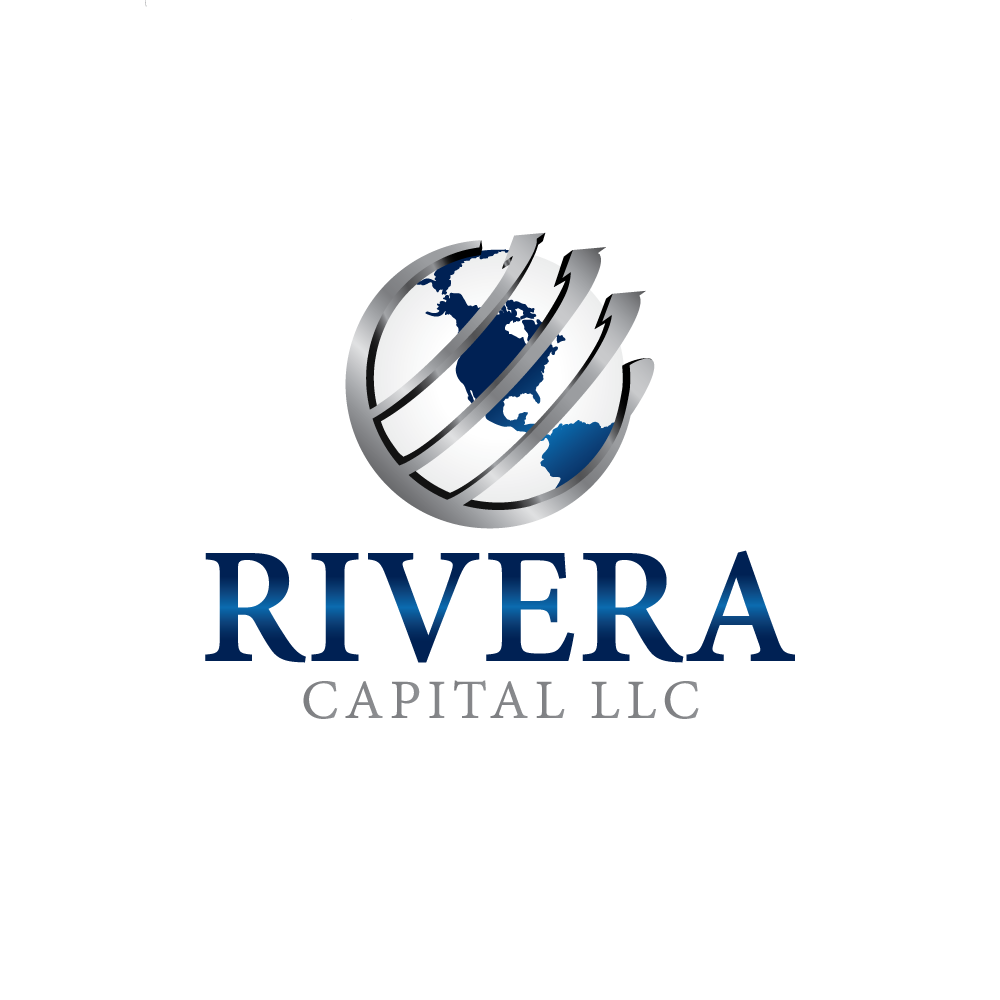 Logo Design by rockin - Entry No. 117 in the Logo Design Contest Logo Design Needed for Exciting New Company Rivera Capital LLC LLC.
