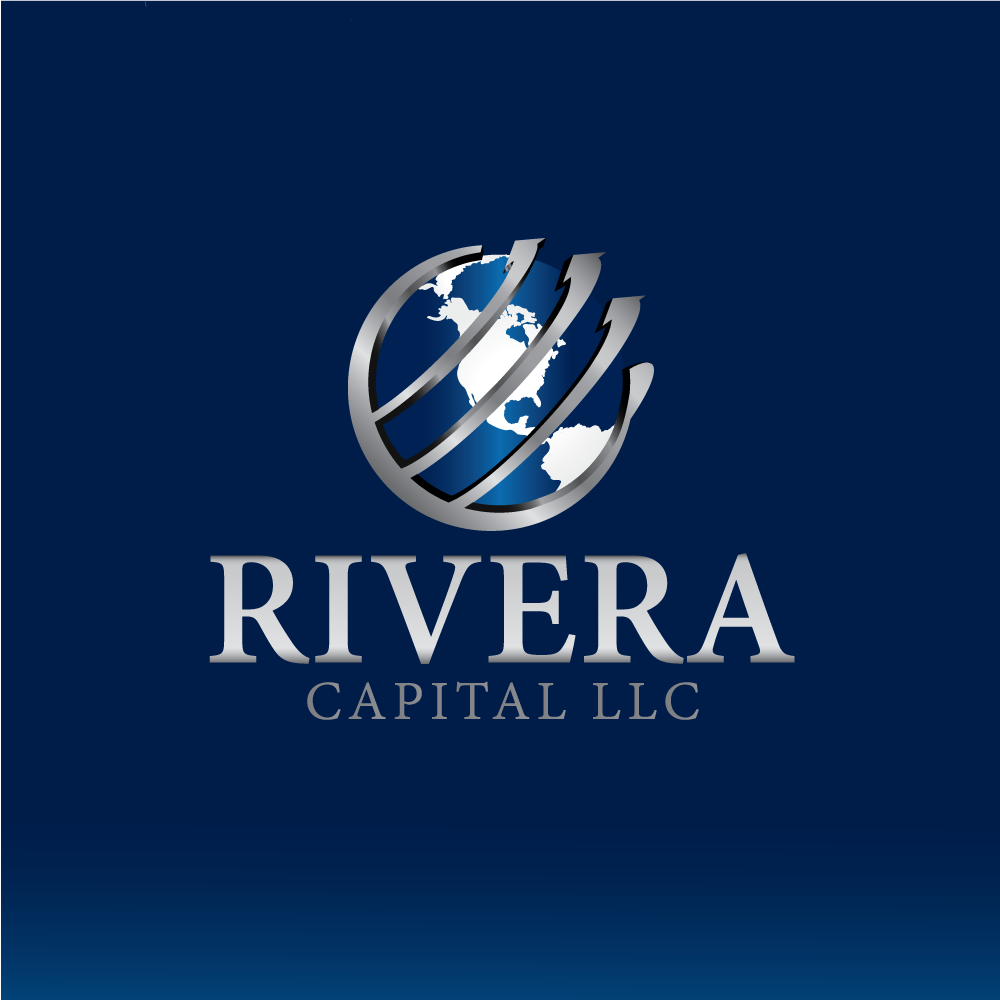 Logo Design by rockin - Entry No. 120 in the Logo Design Contest Logo Design Needed for Exciting New Company Rivera Capital LLC LLC.