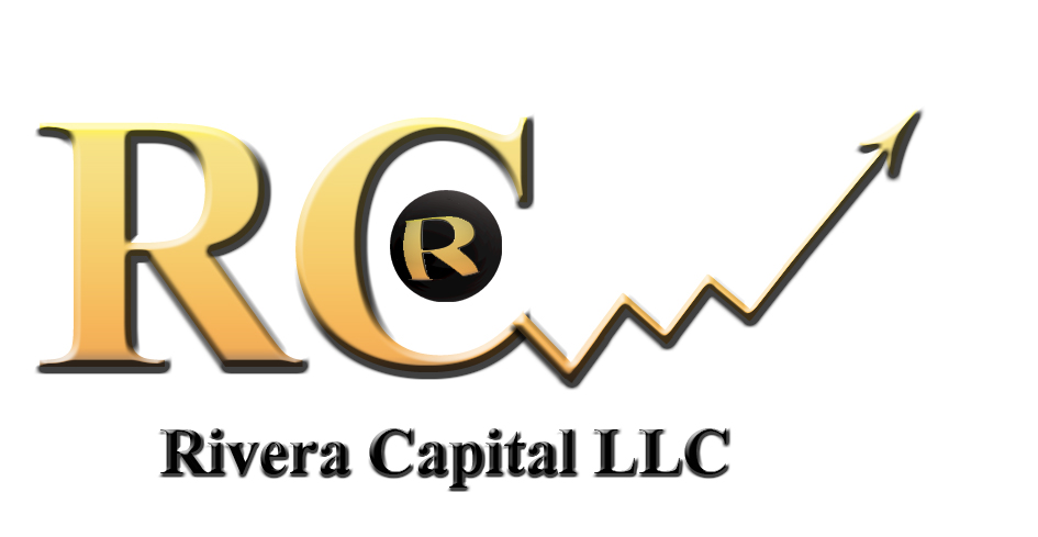 Logo Design by Mythos Designs - Entry No. 121 in the Logo Design Contest Logo Design Needed for Exciting New Company Rivera Capital LLC LLC.