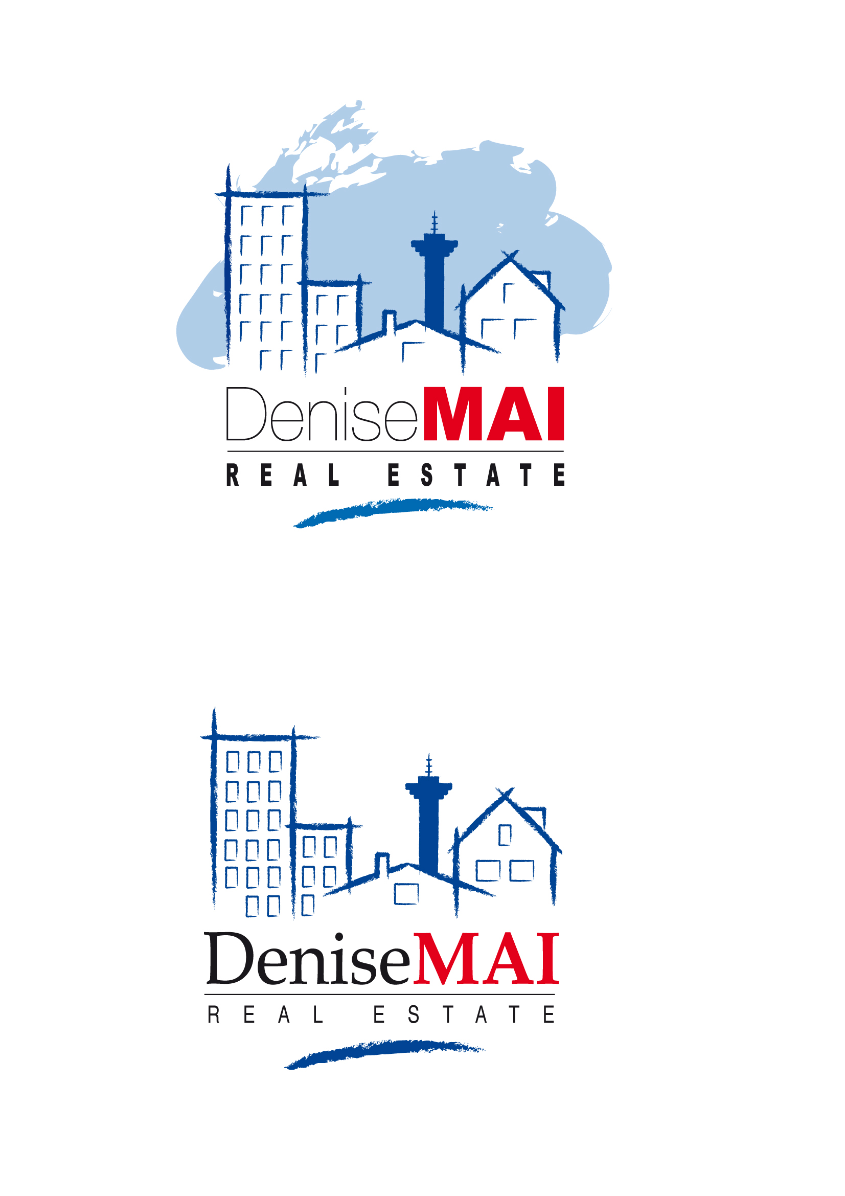 Logo Design by Alain Joannis - Entry No. 33 in the Logo Design Contest Unique Logo Design Wanted for Re/Max realtor!.