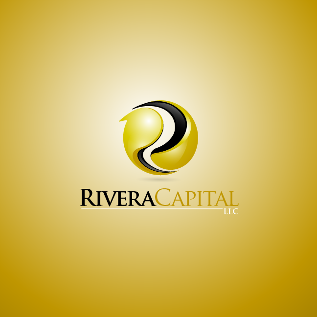 Logo Design by zesthar - Entry No. 125 in the Logo Design Contest Logo Design Needed for Exciting New Company Rivera Capital LLC LLC.