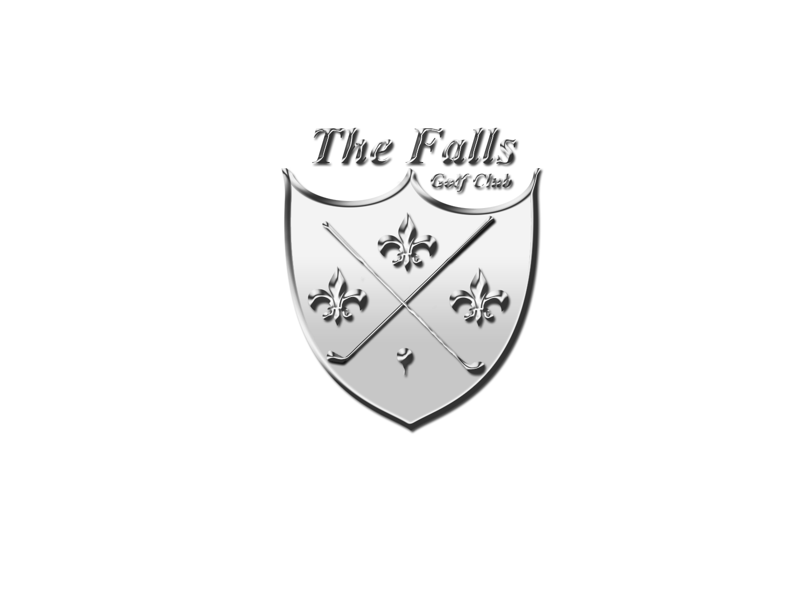 Logo Design by Mythos Designs - Entry No. 58 in the Logo Design Contest The Falls Golf Club Logo Design.