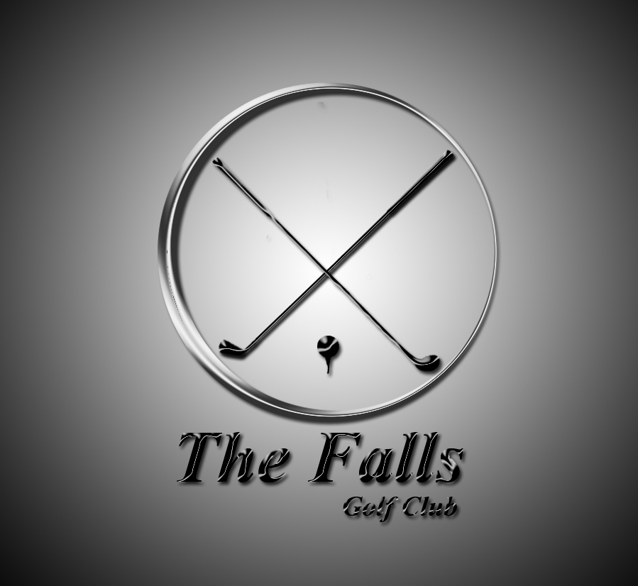 Logo Design by Mythos Designs - Entry No. 59 in the Logo Design Contest The Falls Golf Club Logo Design.