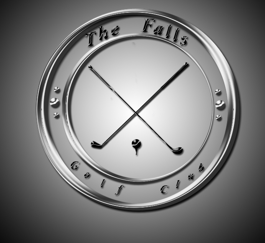 Logo Design by Mythos Designs - Entry No. 60 in the Logo Design Contest The Falls Golf Club Logo Design.
