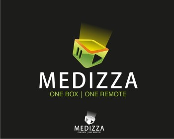 Logo Design by Yunr - Entry No. 78 in the Logo Design Contest Medizza.