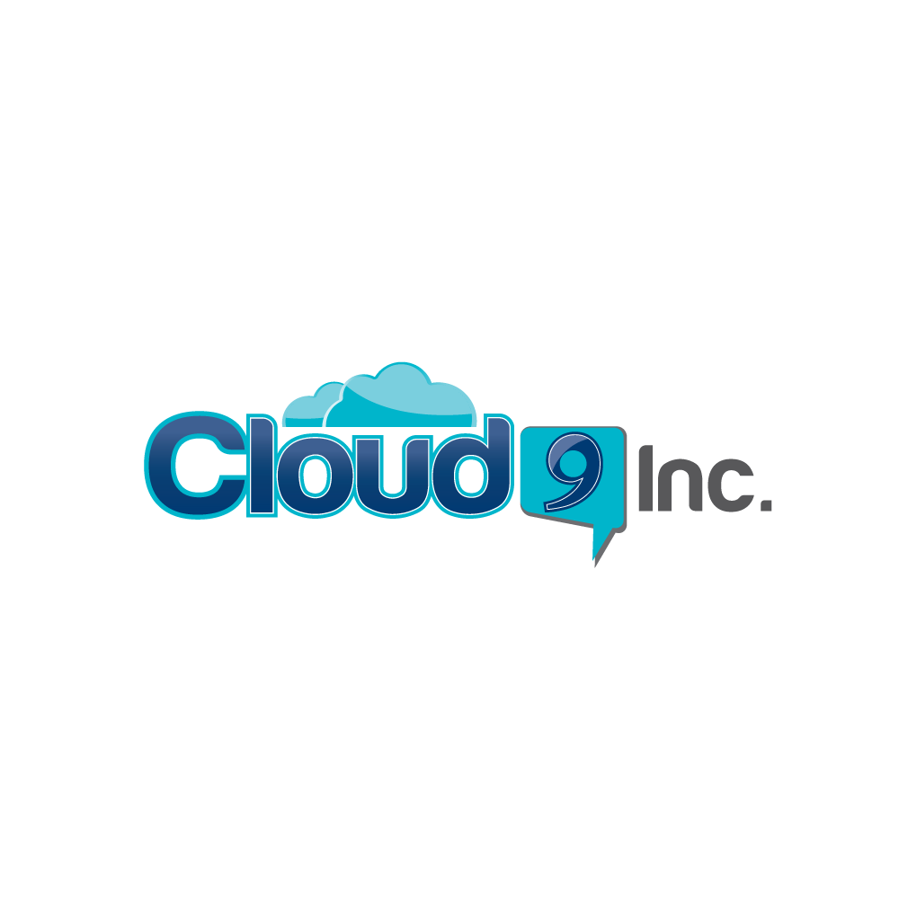 Logo Design by rockin - Entry No. 3 in the Logo Design Contest Unique Logo Design Wanted for Cloud 9 Inc.