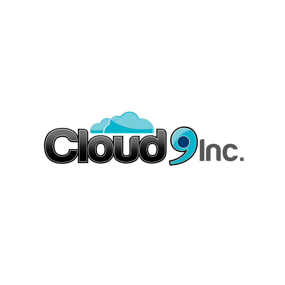 Logo Design by rockin - Entry No. 4 in the Logo Design Contest Unique Logo Design Wanted for Cloud 9 Inc.
