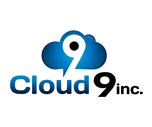 Logo Design by Private User - Entry No. 5 in the Logo Design Contest Unique Logo Design Wanted for Cloud 9 Inc.