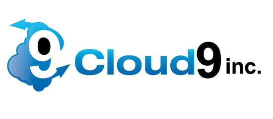 Logo Design by Private User - Entry No. 9 in the Logo Design Contest Unique Logo Design Wanted for Cloud 9 Inc.
