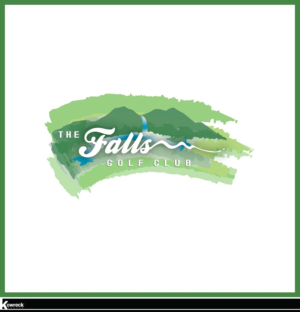 Logo Design by kowreck - Entry No. 81 in the Logo Design Contest The Falls Golf Club Logo Design.