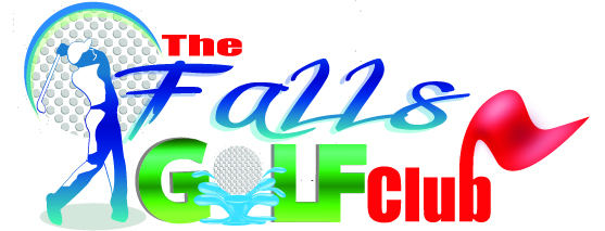 Logo Design by Ladilon Tugas - Entry No. 83 in the Logo Design Contest The Falls Golf Club Logo Design.