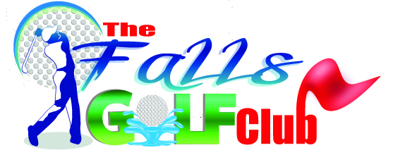 Logo Design by Ladilon Tugas - Entry No. 84 in the Logo Design Contest The Falls Golf Club Logo Design.