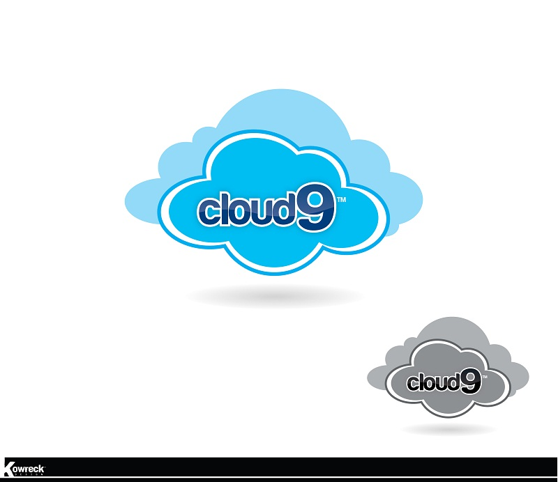 Logo Design by kowreck - Entry No. 16 in the Logo Design Contest Unique Logo Design Wanted for Cloud 9 Inc.