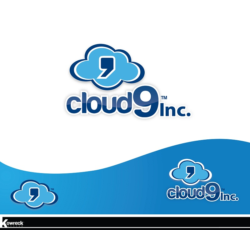 Logo Design by kowreck - Entry No. 18 in the Logo Design Contest Unique Logo Design Wanted for Cloud 9 Inc.