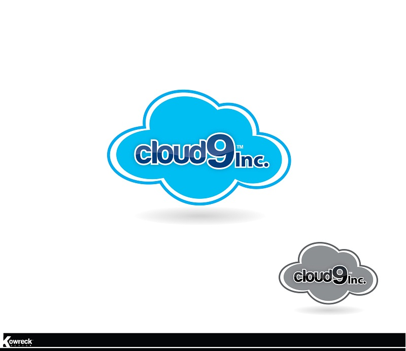 Logo Design by kowreck - Entry No. 19 in the Logo Design Contest Unique Logo Design Wanted for Cloud 9 Inc.
