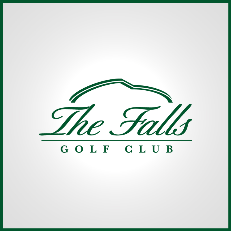 Logo Design by Number-Eight-Design - Entry No. 86 in the Logo Design Contest The Falls Golf Club Logo Design.